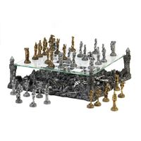 Picture of Warrior Chess Set
