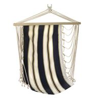 Picture of Navy Striped Hanging Chair