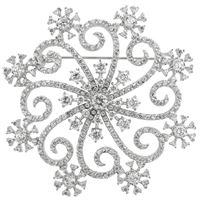 Picture of Snowflake Brooch