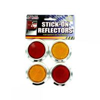 Picture of 4 Pack Stickon Reflectors