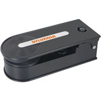 Picture of Sylvania Pc Encoding Usb Turntables Black