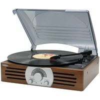 Picture of Jensen 3speed Stereo Turntable With Am And Fm Stereo Radio