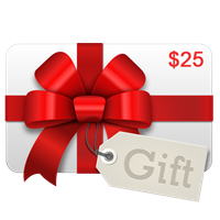 Picture of Gift Card 25 USD