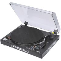 Picture of Pyle Pro Beltdrive Usb Turntable With Digital Recording Software