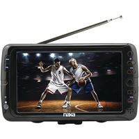 "Picture of Naxa 7"" Portable Tv Amp Digital Multimedia Player"