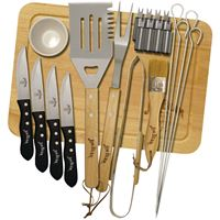 Picture of Jim Beam 22piece Grilling Set