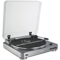 Picture of Audio Technica Fully Automatic Beltdrive Turntable Silver