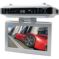 "Picture of Ilive Undercabinet Bluetooth Dvd And Cd Player With 10"" Lcd Display"