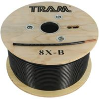 Picture of Tram Rg8x 500ft Roll Tramflex Coaxial Cable
