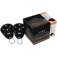 Picture of Avital 5105l 1way Security Amp Remotestart System With D2d