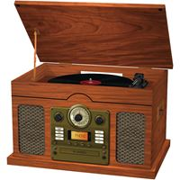 Picture of Sylvania Nostalgia 7in1 With Bluetooth Turntable