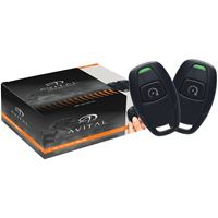 Picture of Avital 4115l Remotestart System With Two Microsized 1button Remotes