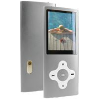 "Picture of Curtis 8gb 2"" Video Mp3 Player Silver"