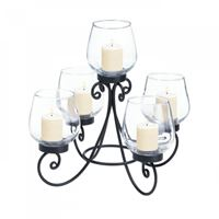 Picture of Enlightened Candle Centerpiece